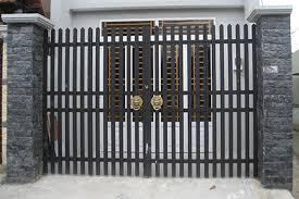 sơn cổng sắt tại hà nội