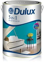 giá sơn dulux