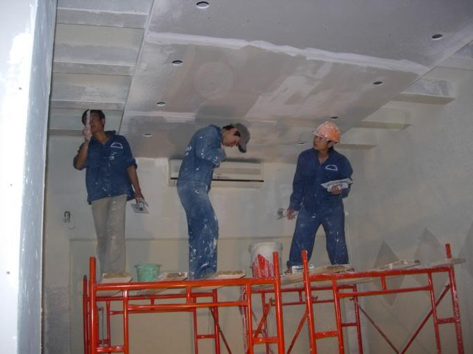 Thợ sơn nhà Hà Nội, Dịch vụ sơn nhà tại Hà Nội