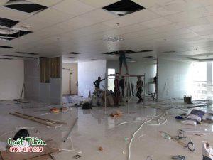 tháo dỡ dọn dẹp  văn phòng giá rẻ tại hà nội